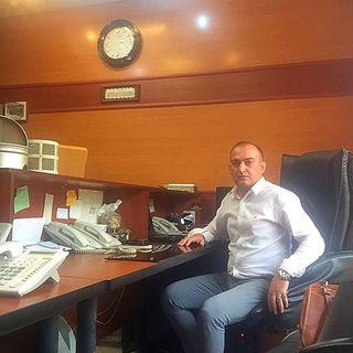 محمد هادی آرانی مدیریت توری آنلاین